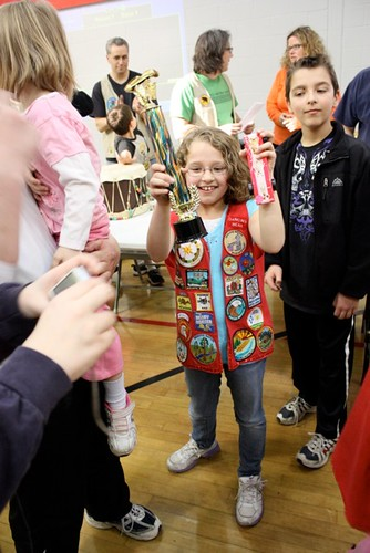 2012 Pinewood Derby | by Sequoia Nation Indian Guides and Princesses