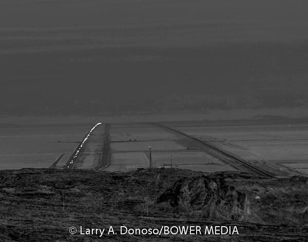 Curvature of the Earth: Wendover, NV | The Bonneville Salt F… | Flickr
