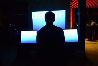The Blue Screens of Art   by M.V. Jantzen