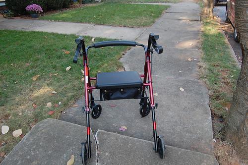My rollator