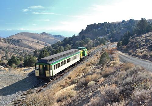 railroad nevada trains virginiacity vt virginiaandtruckee sierranevadampuntains