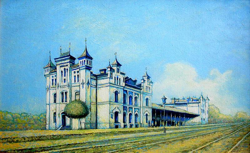 13 Gara-Feroviara din Chisinau - Ghenadie Sontu