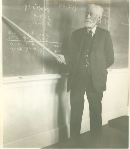 George T. Eaton, Phillips Academy Class of 1873, Math Teacher 1880-1930 | by Phillips Academy, Andover