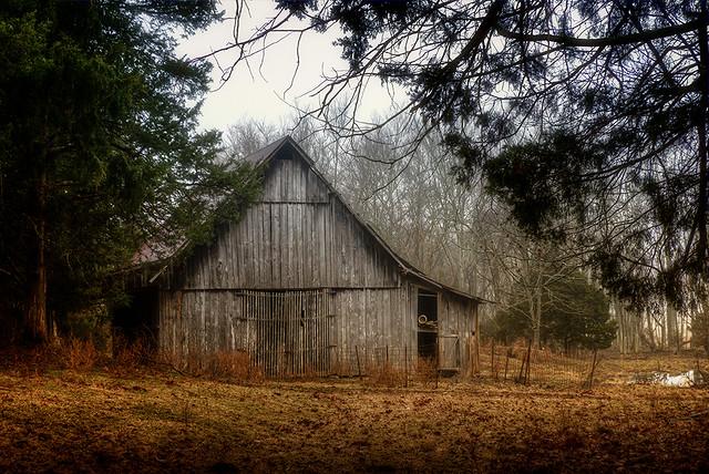 South Sparta Barn