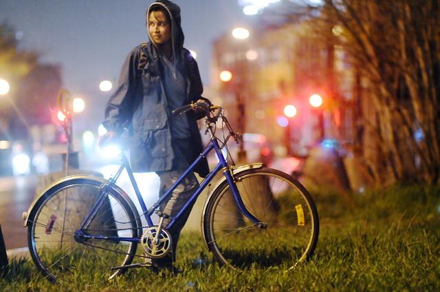 Noémie's Supercycle 3-speed