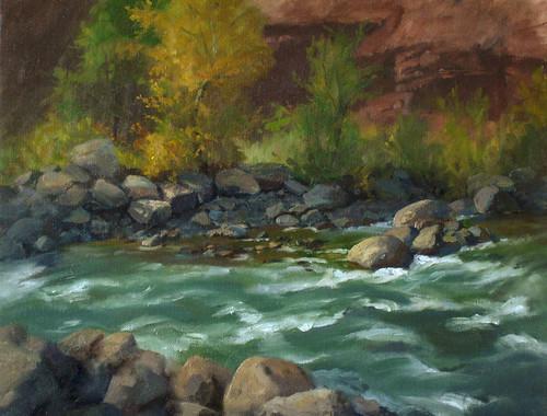 Animas River, Durango, Colorado