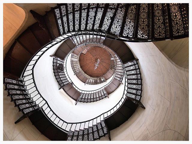 upstairs/downstairs