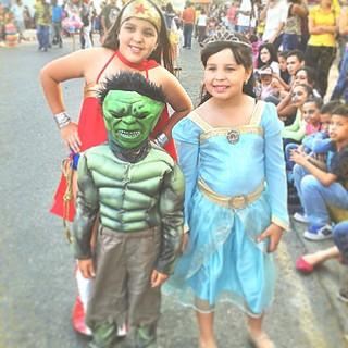 En los Carnavales infantiles de Cocorote #Papelillos | by pochove