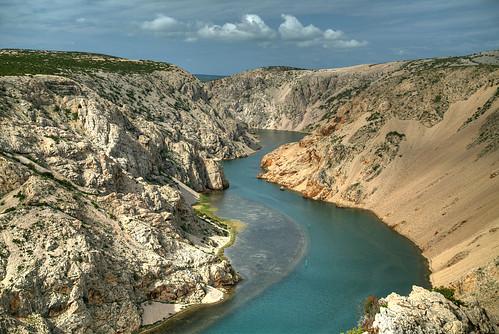 river spring mediterranean croatia canyon zadar croazia zara croatie hrvatska horvatorszag dalmatia dalmacija winnetou zrmanja croacie