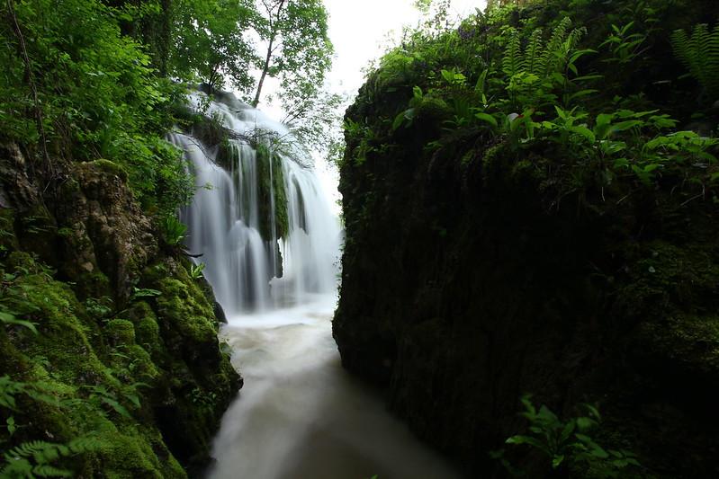 Waterfall - Croatia -