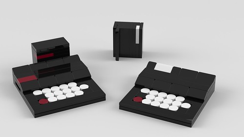 ZX81, TS1000 and 16K RAM Pack | by SafePit