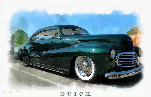 1946 Buick Custom