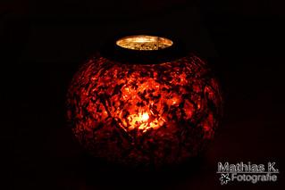 Ein romantisches Licht