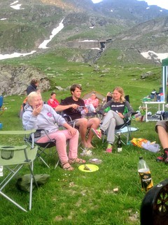 Wild Camping, Transfagarasan