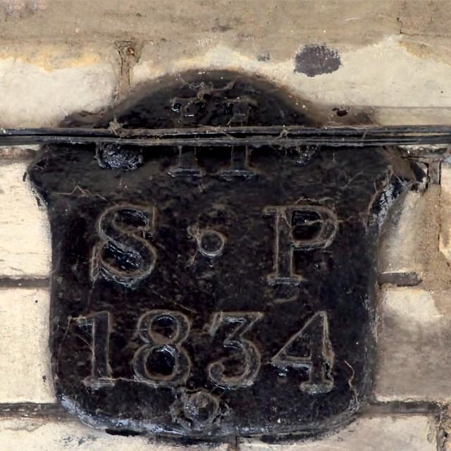 68 parish boundary marker