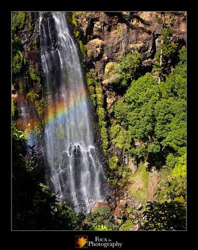 waterfall australia olympus queensland lamingtonnationalpark 1442mm epl1