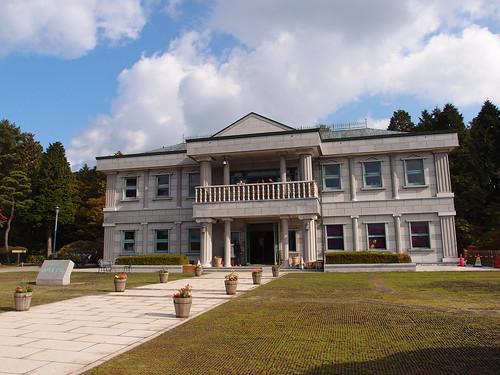 Detached Palace @ Onshi-Hakone-Koen Park @ Hakone | by *_*