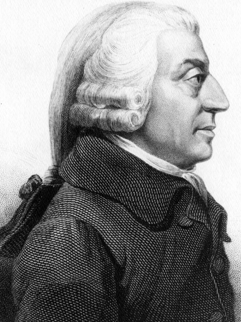 Adam Smith interesting facts