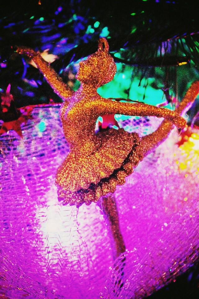 Decorazioni Natalizie Ballerine.Ballerina Nell Albero Di Natale Decorazioni Natalizie Flickr