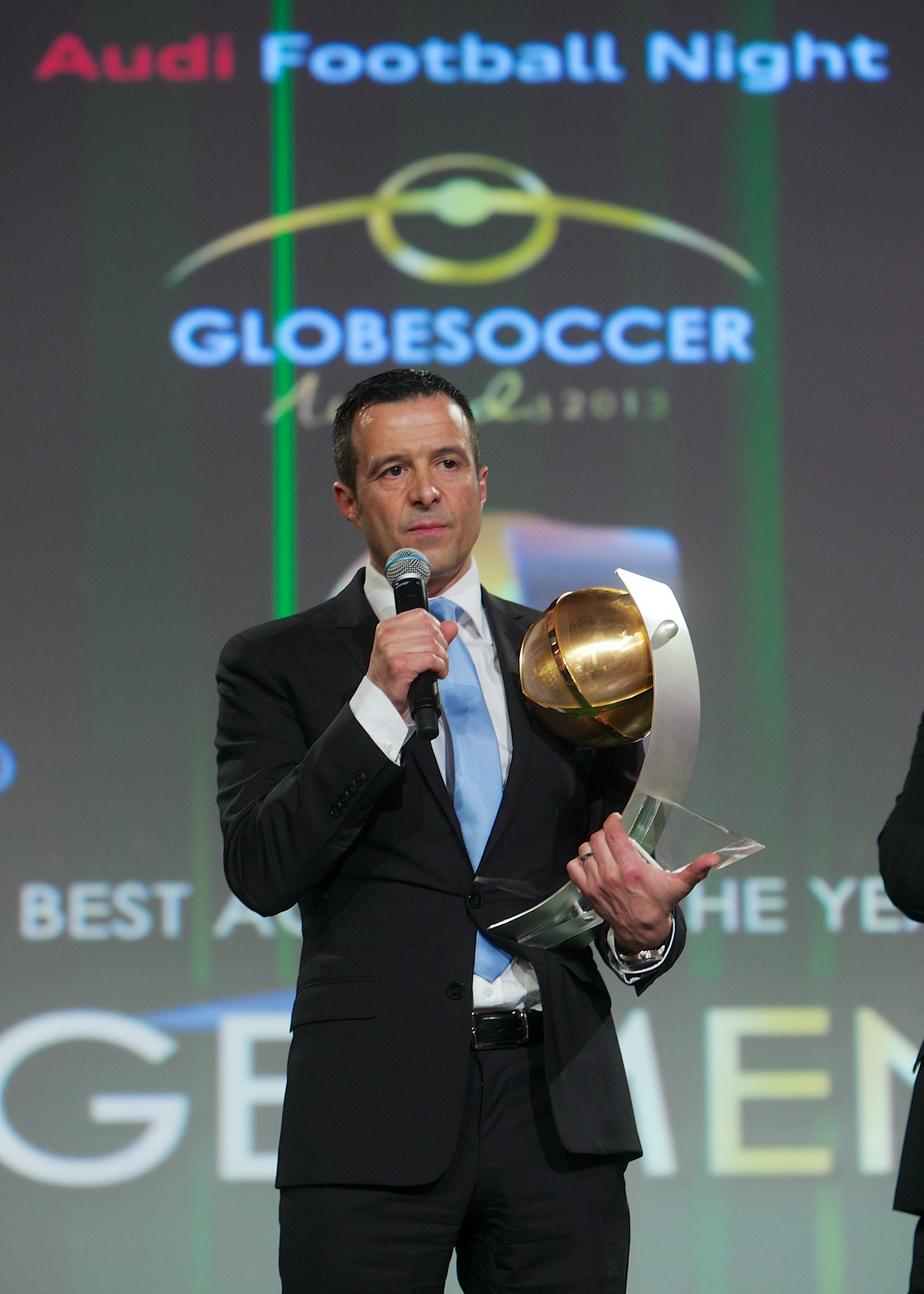 Globe Soccer Awards 234