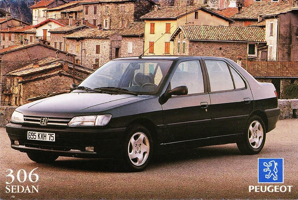 Peugeot 306 Sedan Alden Jewell Flickr