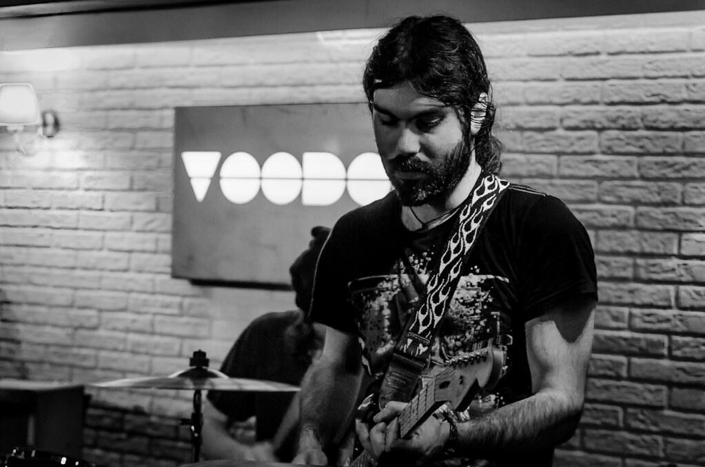 (2014 01 29) Emre Nalbantoğlu ve Orkestrası @Voodoo Blues
