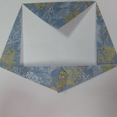 วิธีการพับกระดาษเป็นรูปม้า (Origami Horse) 023