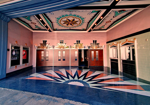 Fox Wilshire Theater, S. Charles Lee 1930