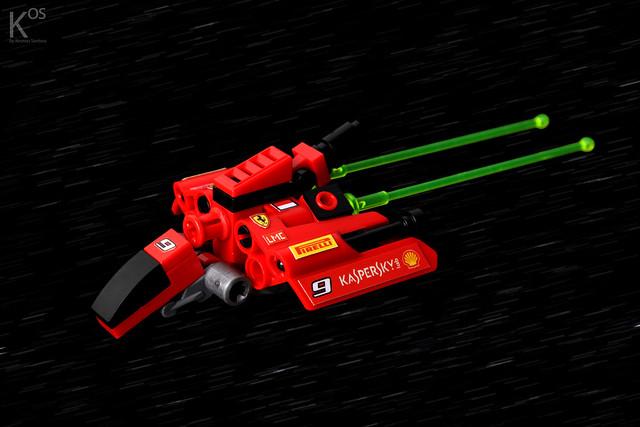 Micro GARC - Ferrari #9 Revamp