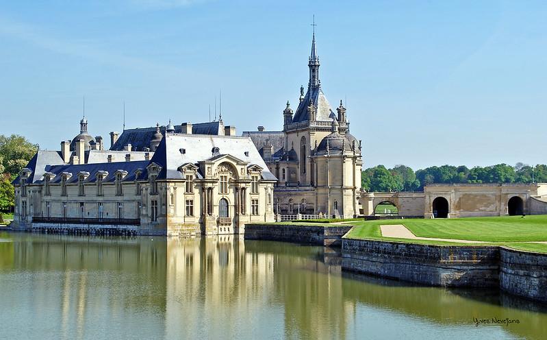 DSC_3122-1 Château de Chantilly