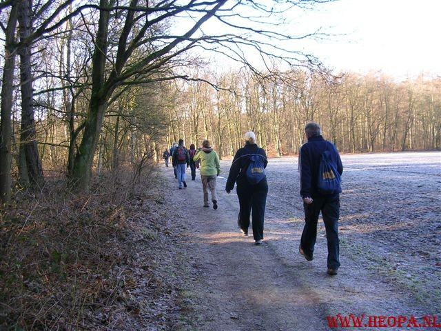 14-02-2009 Huizen 15.8 Km.  (2)