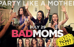 Bad Moms Movie Tickets Advanced Booking Online