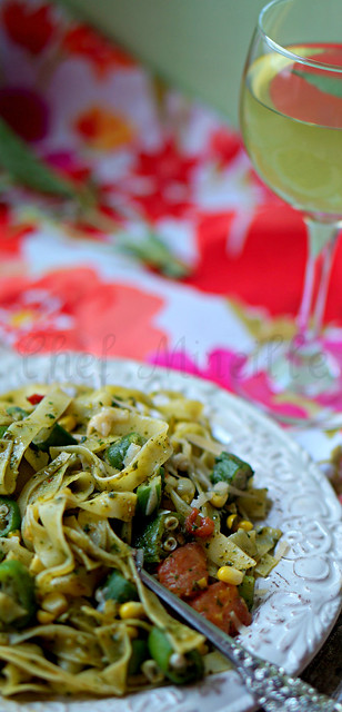 Lemon Basil Pasta -edit