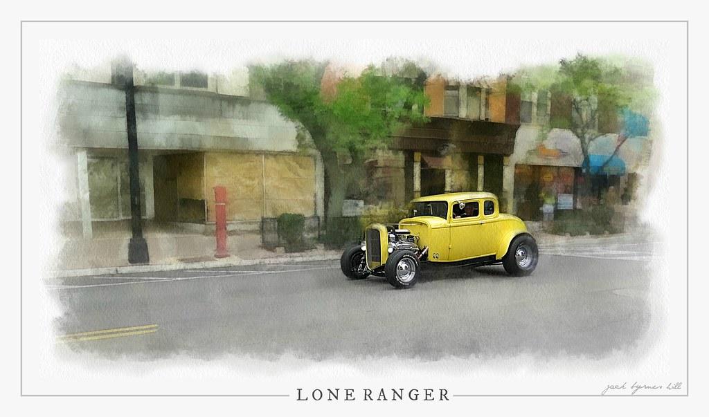 Lone Ranger (Explored 6/14/2016)