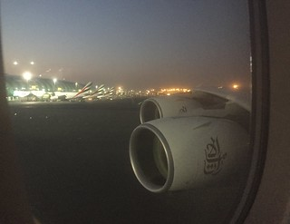 Emirates EK407 Airbus A380 Melbourne to Dubai | by ShamrockGoldCircle