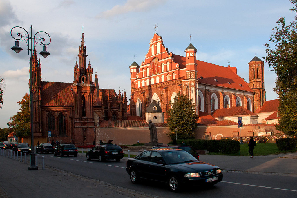 Vilnius_Churches 1.1, Lithuania