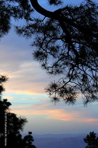 sunset mountains mtlemmon arizonasunset