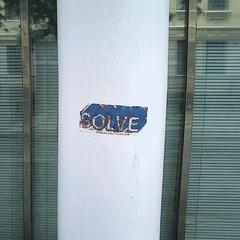 SOLVE in Helsinki 6-14-13