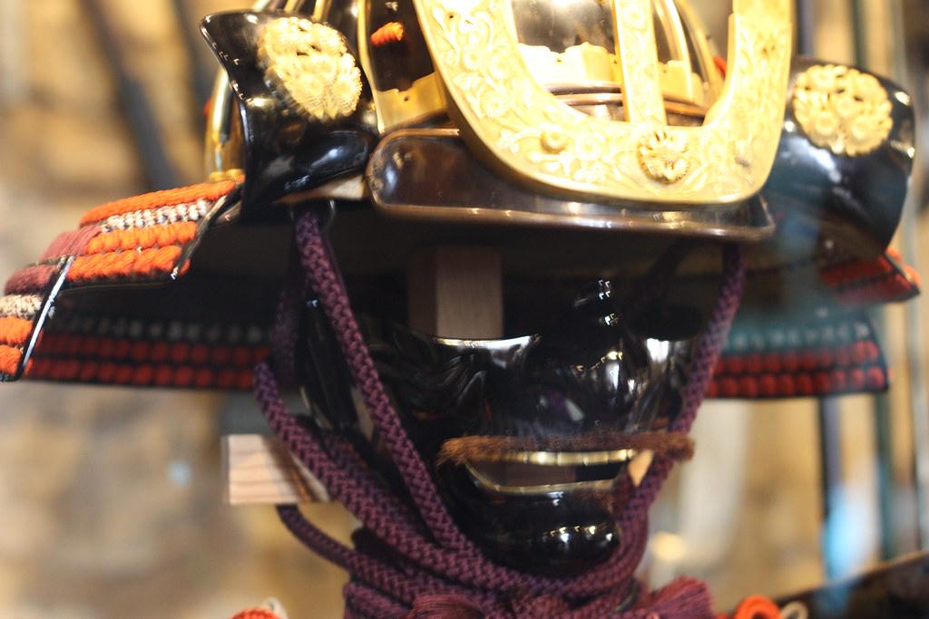 Samurai Headpiece