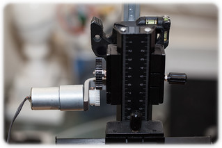 Focusing Motor and Focusing Rail Assembly | by Craig Jewell Photography