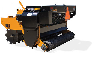Woods Precision Super Seeder PSS60 Hunting-edition | by WoodsEquipmentCompany