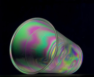 Plastic cup - cross polarisation (Xpol) | by Harry Potts