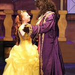 "Children's Playhouse of Maryland presents Disney's ""Beauty and the Beast, Jr."" starring Nicole Smith as Belle and Peter Pferdeort as the Beast.  Dec. 7-8, 14-15 and 21-22."