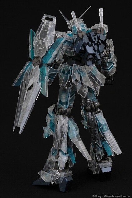 MG Clear Full Armor Unicorn - Snap Fit 11