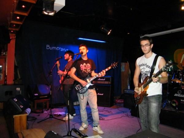 NOHMADA + MSB + THE SPORTINGS - Guadalajara 11/01/14