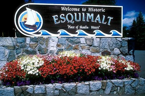 Esquimalt, Victoria, Vancouver Island, British Columbia, Canada