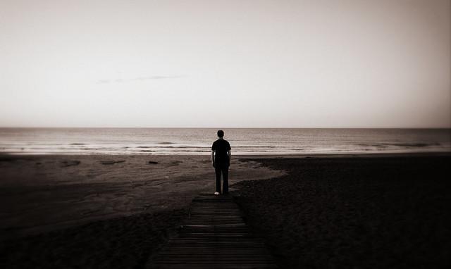 Contemplating the Ocean