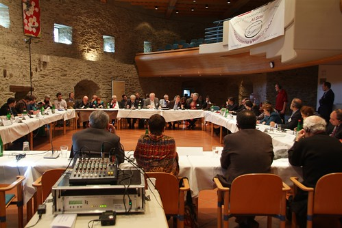 All Sides Consultation for a Political Solution, Burg Schlaining, Vienna, Austria   by peaceinsyriaorg