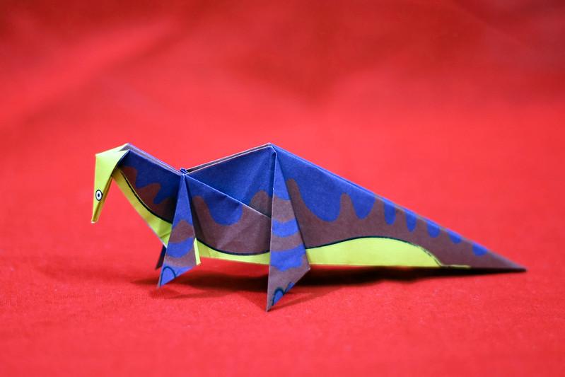 Origami Supersaurus
