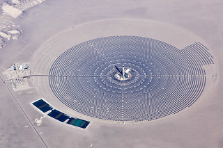 Crescent Dunes Solar Energy Project | by matt.hintsa